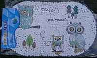 Антискользящий коврик  Совы , фото 1