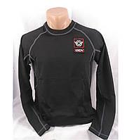 Футболка Thermal Underwear длинный рукав Black
