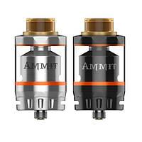 Geekvape Ammit Dual Coil RTA - Атомайзер для электронной сигареты. Оригинал, фото 1