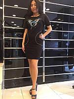 Женское платье брендовая турция rich glam