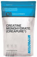 Креатин моногидрат Creapure Creatine Monohydrate (500 g unflavored)