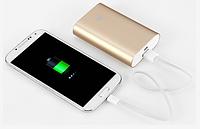 Універсальна батарея Xiaomi Mi power bank 10000mAh Gold