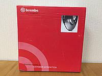 Диск тормозной передний Дэу Ланос R13 1997--> Brembo (Италия) 09.3090.14