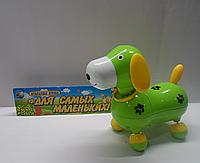 Музыкальная игрушка для самых маленьких | «Собачка»