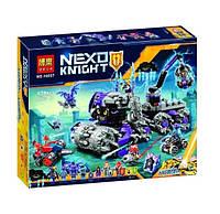 Конструктор Bela серия Nexo Knight 10597 Штаб Джестро (Аналог Lego Nexo Knights 70352)