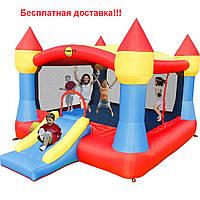 """Надувной батут  Happy Hop """"Замок"""", фото 1"""