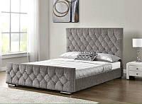Ліжко екошкіра тканина з підйомним механізмом