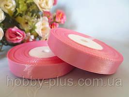 Атласная лента 1,2 см, цвет нежно-розовый