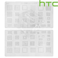 BGA-трафарет D2053 для HTC G17/G18/G20/G21 (29 in 1)