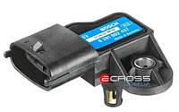 Датчик давления надува Bosch 1.3hdi 1.3multijet б.у., 0281002845,  55219298,  1920SS, Citroen Nemo, Peugeot Bi