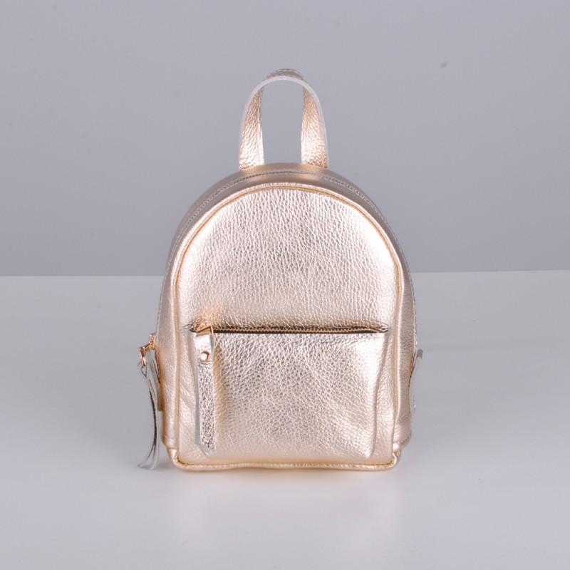 Мини рюкзак Baby Sport из натуральной кожи