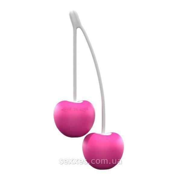 Вагинальные шарики Love To Love CHERRY LOVE, фото 1
