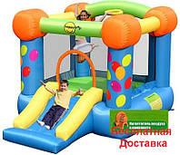 """Надувной батут Happy Hop """"Веселый праздник"""""""""""