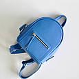 Мини рюкзак Baby Sport из натуральной кожи, фото 6