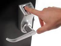 Монтаж и обслуживание биометрических систем контроля доступа
