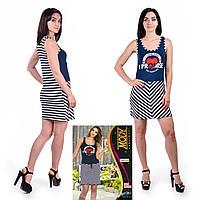 Женское летнее платье. MODY 5330-R. Размер 44-46.