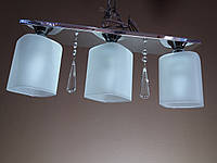 Люстра потолочная на 3 плафона 81208, фото 1