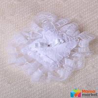 Подушечка для крестика Mimino Изабелла, цвет белый