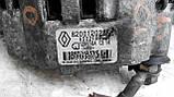 Генератор Duster Logan Sandero Kubistar Almera Clio Scenic Laguna Megane Symbol 1.5 dCi 8200120286 A002TB6481, фото 5