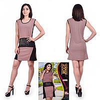 Женское летнее платье. MODY 5301-R. Размер 46-48.