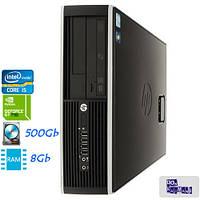 Компактный игровой компьютер i5-3570/8gb-DDR3/Nvidia GT730/HDD-500gb