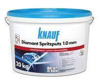 Кнауф Diamant Spritzputz Чрезвычайно стойкая гибридная штукатурка набрызгом (тонированная) 20 кг
