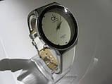 Жіночі годинники quartz білі срібло (Арт. 167), фото 3