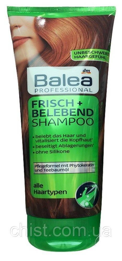 """Balea  Professional,Профессиональный шампунь""""Свежесть и живительная сила """"250 мл"""