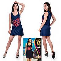 Женское летнее платье. MODY 5351-R. Размер 44-46.