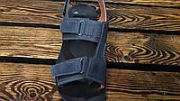Мужские сандалии кожаная Topshop натуральная кожа син