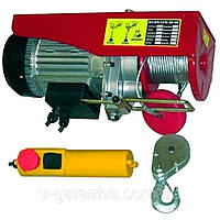 Лебедка электрическая ODWERK BHR 600