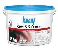 Кнауф Kati S Силикатная декоративная штукатурка 1.5 мм 25 кг