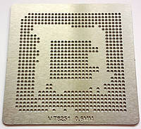 Трафарет BGA VT 8251, шар 0,6 мм