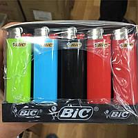 Зажигалка BIC ORIGINAL разные цвета (50шт./упаковка)