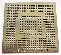 Трафарет BGA VIA VT8235, VT8237S шар 0,6 мм