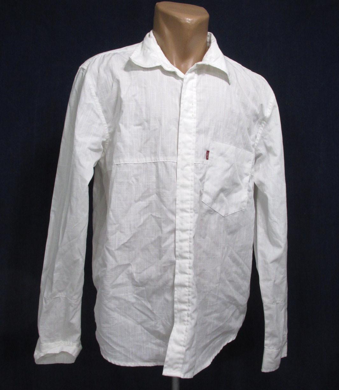 Рубашка LEVIS, L, Хлопок, Оригинал!