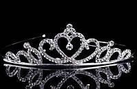 Обруч для волос для девочки Корона