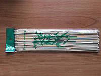 Бамбуковые палочки для шашлыка 30см