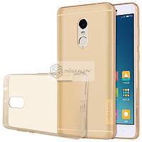 Чехол для Xiaomi Redmi Note 4 Nillkin Nature золотой