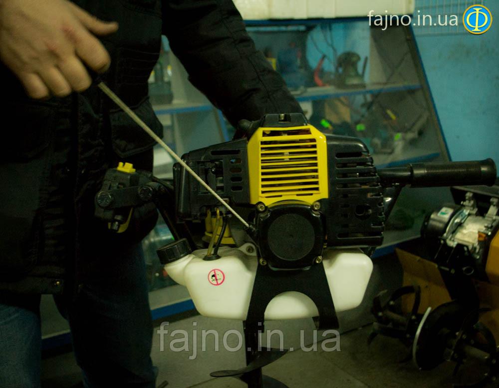 мотобур Кентавр МБР-43П фото 3