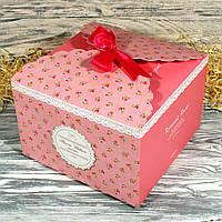 ПРОДАЖА КРАТНО 3 шт.! Подарочная коробка складная 21147-02