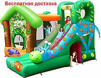 """Надувной батут Happy Hop """"Веселый жираф"""""""