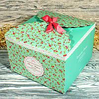 ПРОДАЖА КРАТНО 3 шт! Подарочная коробка складная 21147-02