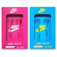 Наушники вакуумные Nike NK-A09S (MP3, CD, iPod, iPhone, iPad)