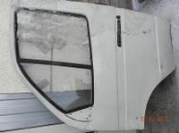 Дверь передняя левая пассажирская Газель, Соболь нового образца  (стеклопод.,ручки, обивка, стекла) (Газ)