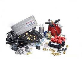 Комплект ГБО AC STAG 300 6 ISA2 R01 Valtek 250 л. з пропан