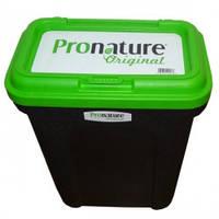 Pronature Original фирменный контейнер для хранения корма, пластик, 15кг