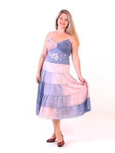 Сарафаны и женские платья из хлопка