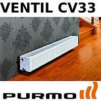 Радиаторы purmo ventil compact тип 33