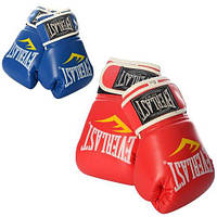 Боксерские перчатки 6 OZ (MS 1076) на липучке